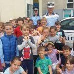 """,,Școala în siguranță"""", o campanie a polițiștilor clujeni"""