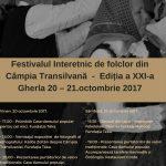 Festivalul Interetnic de Folclor din Câmpia Transilvaniei, ediția XXI-a