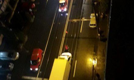 Pieton rănit grav pe Bulevardul Muncii, Victima traversa regulamentar FOTO