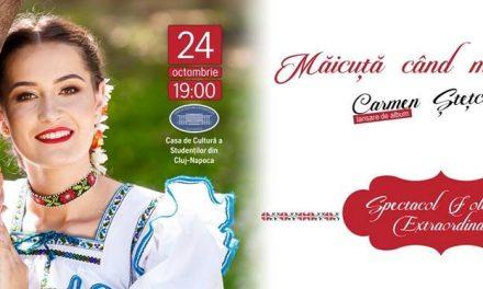Spectacol extraordinar de folclor la Casa de Cultură a Studenților Cluj-Napoca