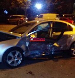 Accident GRAV pe Dorobanților ! 5 autoturisme implicate, posibil liniuțe FOTO