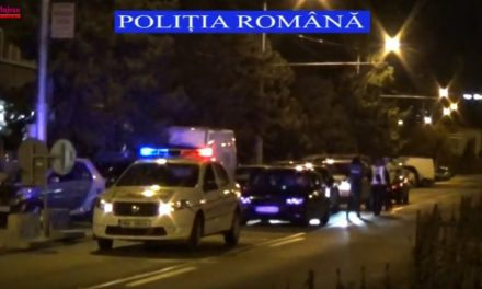 Razie în Mărăști! Polițiștii aplicat amenzi de peste 14.000 de lei VIDEO
