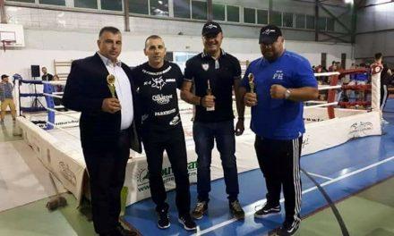 Ediția a 4-a a Cupei Armenopolis la Kickbox FOTO