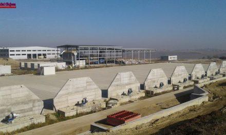 Cluj: Lucrările la Centrul de Management Integrat al Deșeurilor au intrat în linie dreaptă  VIDEO