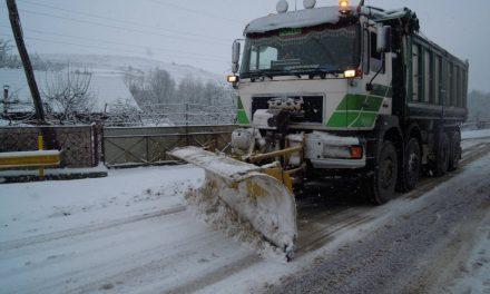 Consiliul Județean Cluj a aprobat planul operativ de intervenție pe drumurile judeţene, pe perioada iernii 2017-2018