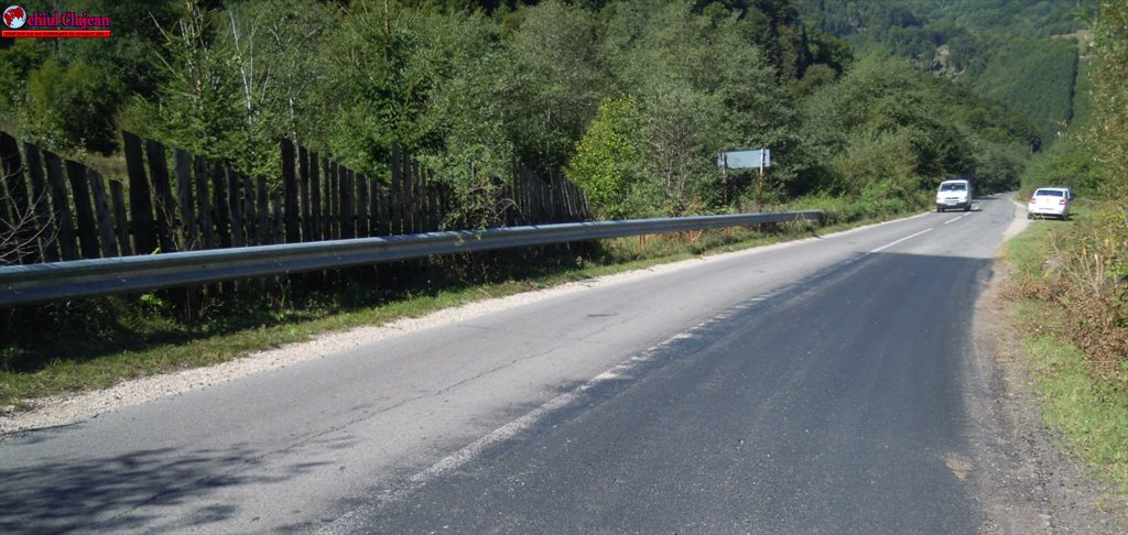 CLUJ: Lucrările de întreținere pe drumul judeţean 103H Bologa (DN 1) – Săcuieu au fost finalizate