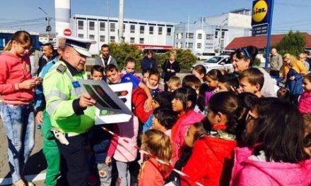 IPJ Cluj: Săptămâna prevenirii criminalităţii a început