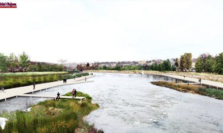 Primăria Cluj-Napoca anunță proiectul câștigător pentru amenajarea Someșului