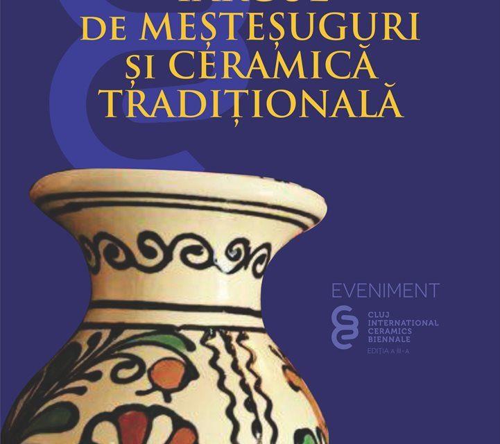 Târg de meșteșuguri și ceramică tradițională