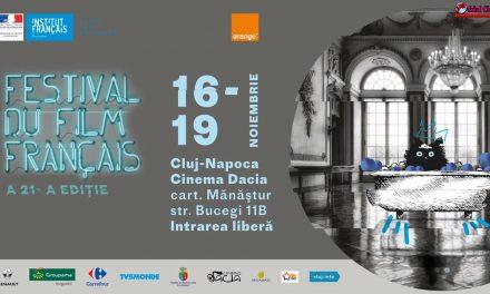 Festivalul Filmului Francez – ediția a 21-a Cinema cu French Touch