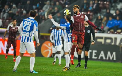 Dinamo-CFR Cluj 0-2
