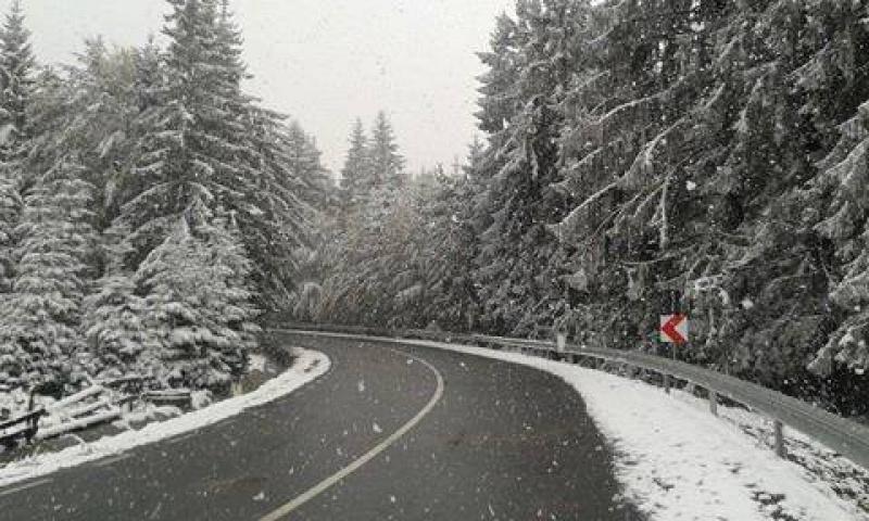 Situația drumurilor județene, miercuri 6 decembrie 2017