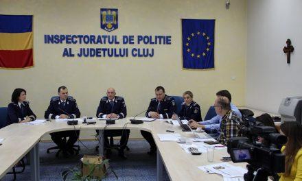 Întărirea autorității polițistului- proiect de lege