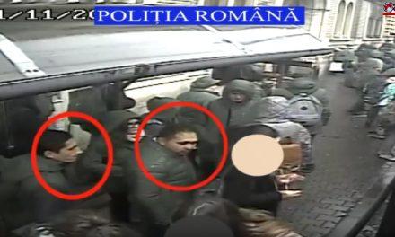 Hoț de buzunare prins de polițiștii clujeni. Oamenii legii il caută și pe complicele său VIDEO