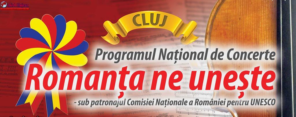 """Romanța ne unește"" la Cluj-Napoca"