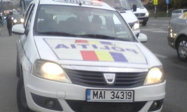 Razie în trafic la Cluj! Polițiștii au reținut 25 de permise de conducere