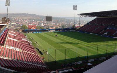 """Atenție șoferi! Restricții de circulație în zona stadionului CFR """"Dr.Constantin Rădulescu"""""""