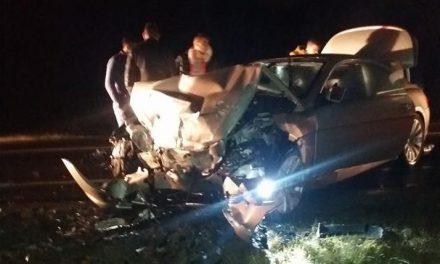 Accident MORTAL între Căpușu Mare  și Gilău. O persoană și-a pierdut viața FOTO