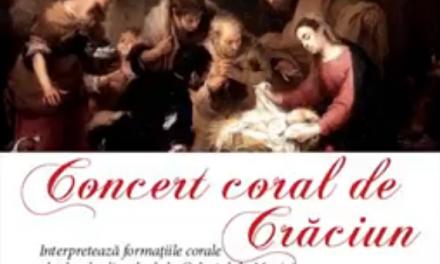 Concertul coral de Crăciun