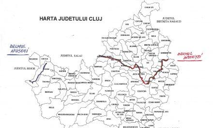 CJ Cluj – 80 de milioane de euro finanțare nerambursabilă europeană pentru reabilitarea unor drumuri județene
