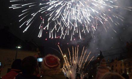 24 ianuarie la Cluj-Napoca: spectacol de artificii și cea mai mare Horă a Unirii din istoria Clujului