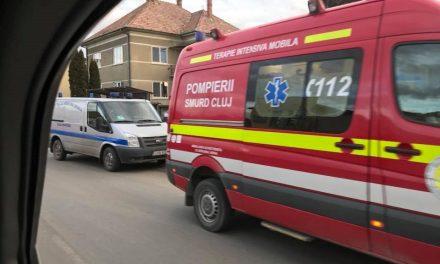 Bărbat găsit decedat într-o stație de autobuz din Florești FOTO