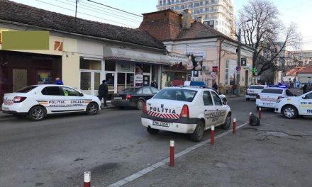 Acțiune de amploare în Mărăști și în centrul Clujului. Polițiștii au dat amenzi de peste 8.000 de lei FOTO