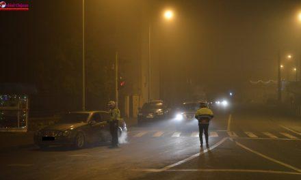 Razie la Dej! Polițiștii au dat amenzi de peste 10.000 de lei FOTO