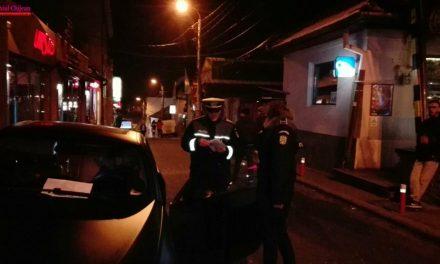 Razie pe strada Piezișă. Polițiștii au dat amenzi de 1.060 de lei FOTO