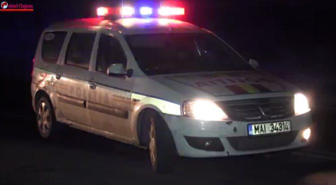 Șoferul care a accidentat mortal un pieton la Gilău și a fugit  s-a predat