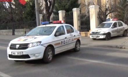 Plicuri cu substanță suspectă, găsite asupra unui tânăr, într-un parc din Cluj