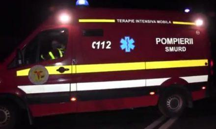 Pieton accidentat mortal la Căpușu Mare VIDEO