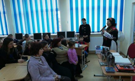 """Cluj: Proiectul cultural-educativ """"Zestrea tradițiilor clujene"""" a poposit la Țaga"""