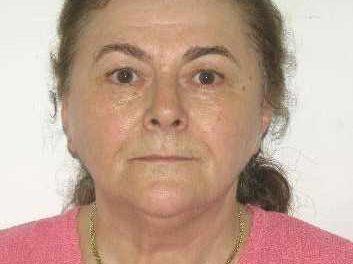 Femeie dispărută de acasă. Ați văzut-o? FOTO