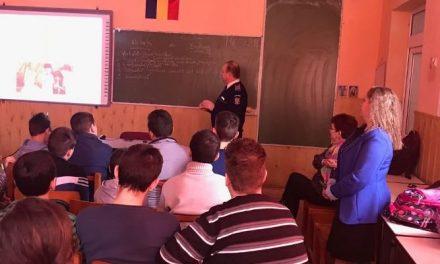 IPJ Cluj: Activitate preventivă FOTO