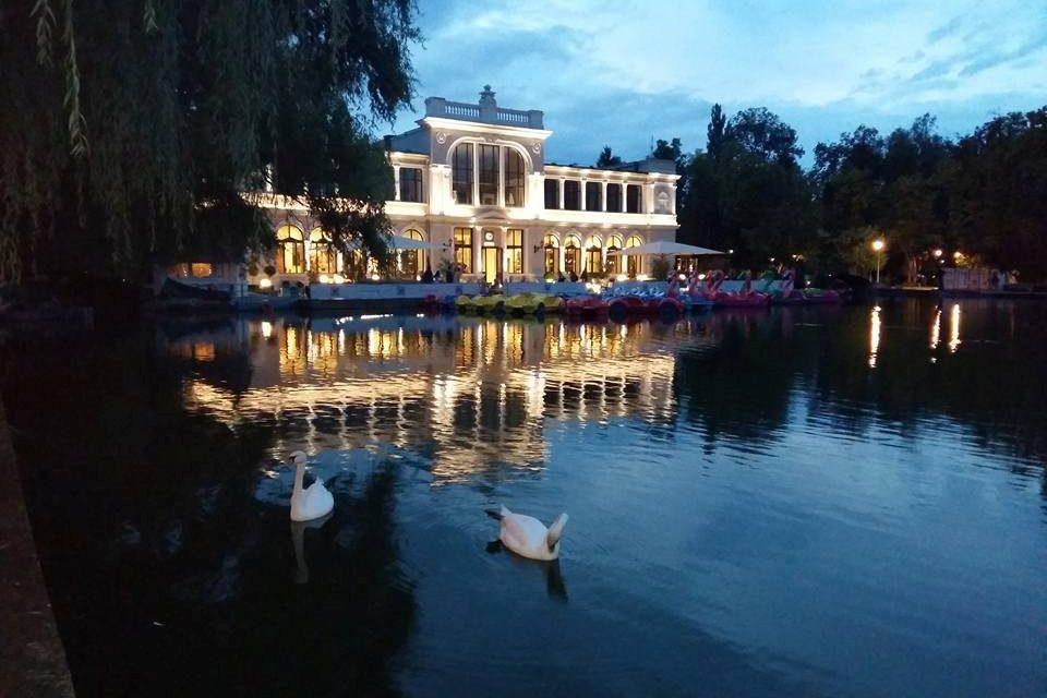 Cluj-Napoca: Duminică se deschide sezonul de canotaj pe Lacul Chios