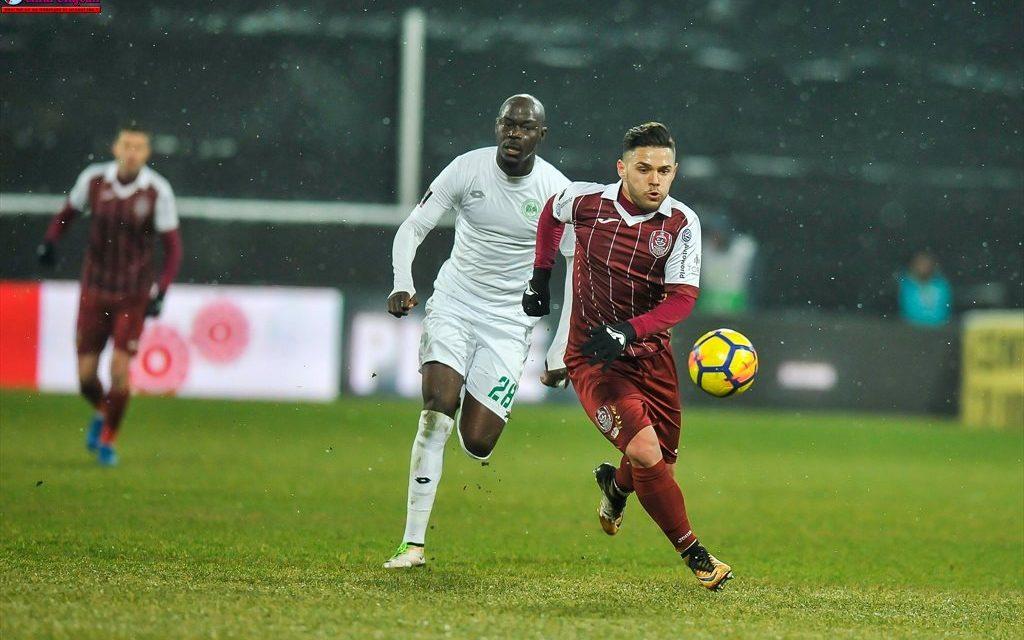 CFR Cluj- Concordia 2-0