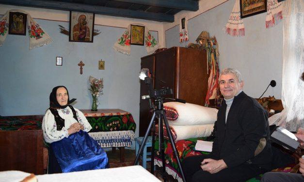"""Culegere de folclor în Ceanu Mare, în cadrul proiectului """"Horitori din Câmpia Transilvaniei"""""""