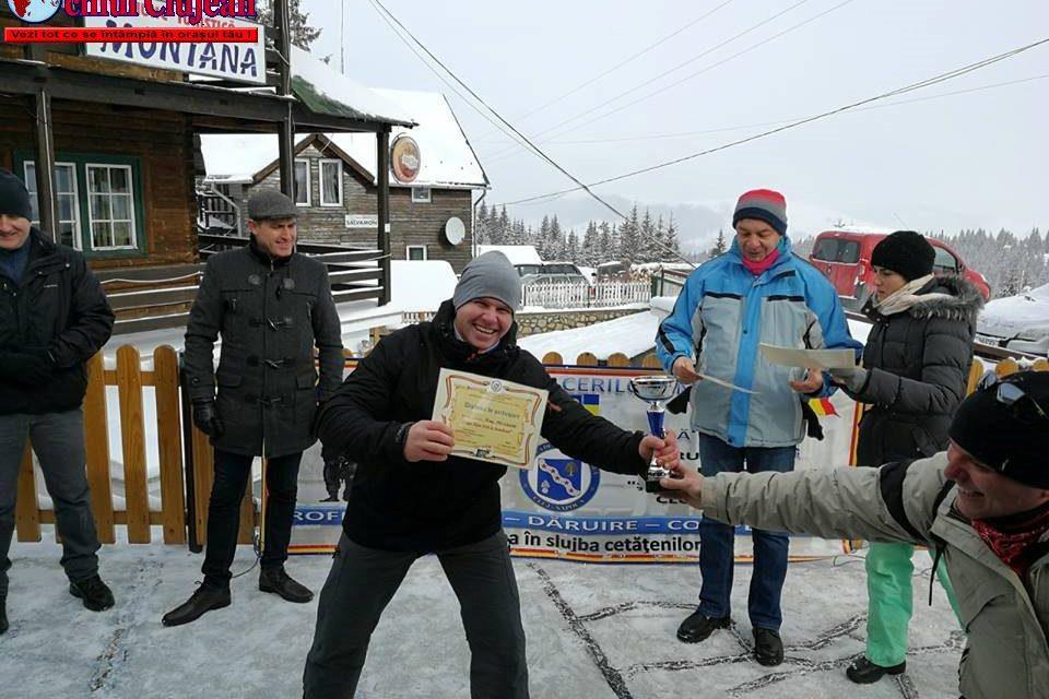 IJJ Cluj: Cupa Alpin la Schi şi Snowboard