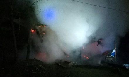 Incendiu pe strada Mărginașă. O persoană a decedat FOTO