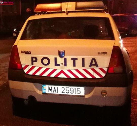 Cluj: Patru tâlhari, prinși de polițiști, după ce au intrat peste o femeie în casă