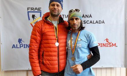 Salvamontiști clujeni, campioni naționali la schi!