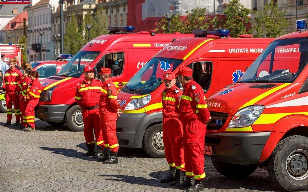 Primăria va achiziţiona o ambulanţă cu dotări de ultimă generaţie pentru S.M.U.R.D Cluj