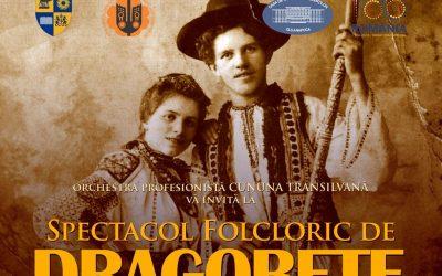 Sărbătoarea dragostei la români, celebrată la Cluj-Napoca printr-un spectacol extraordinar de folclor