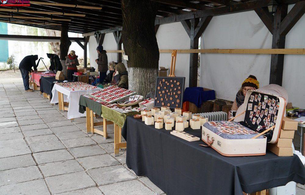 Cluj: A început cea de-a doua ediție a Târgului Tradițional de Mărțișor