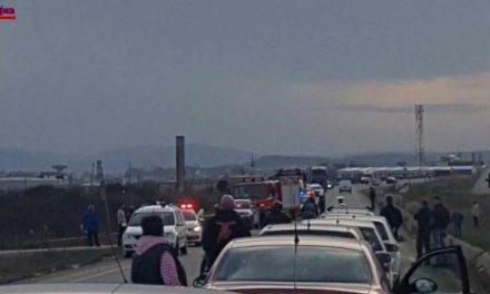 Accident GRAV pe centura Vâlcele-Apahida. Șoferul vinovat a fugit de la locul accidentului  VIDEO