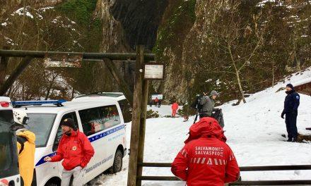 Amplu și inedit exercițiu internațional de salvare din peșteră, cu participarea Salvamont-Salvaspeo Cluj FOTO