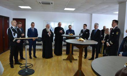 Nou sediu al poliției municipiului Câmpia Turzii a fost inaugurat FOTO