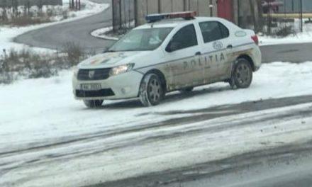 Cluj: Șofer reținut de polițiști după ce a fost prins de două ori la volan cu permisul suspendat