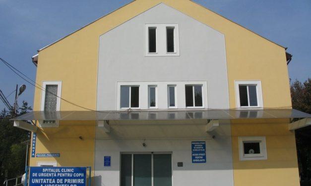 Spitalul Clinic de Urgență pentru Copii va asigura permanența în perioada Sărbătorilor Pascale